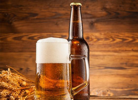 Vente de bières